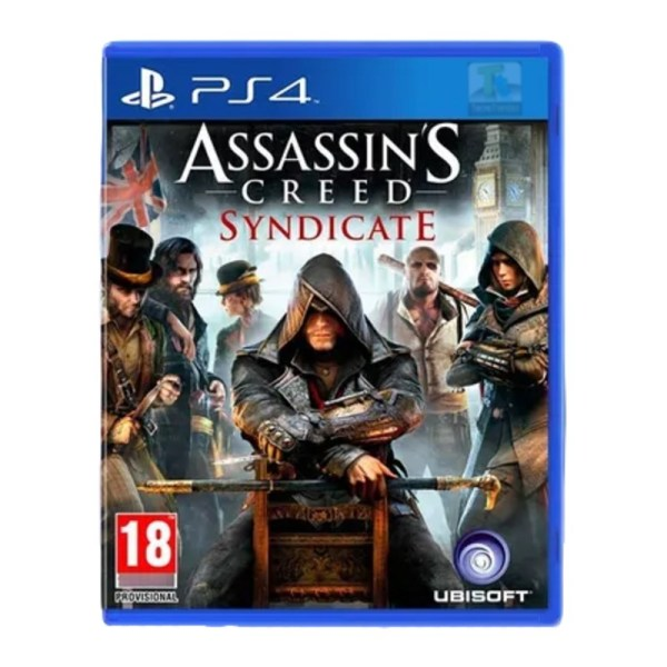 Assassin Creed Syndicate PlayStation 4