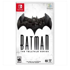 Batman Series Nintendo Switch