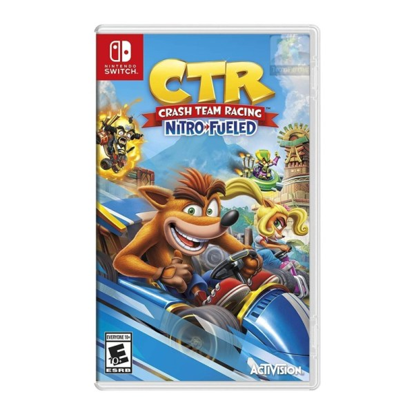 Crash Carros Nintendo Switch