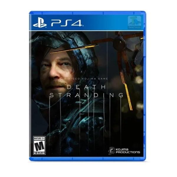 Death Stranding PlayStation 4