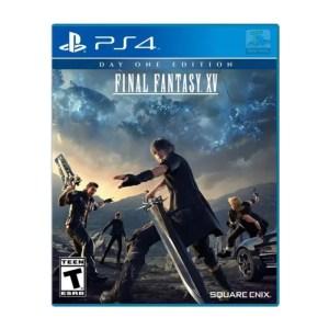 Final Fantasy 15 PlayStation 4