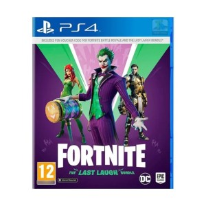 Fortnite The Last Laugh PlayStation 4