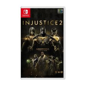Injustice Legendario Nintendo Switch
