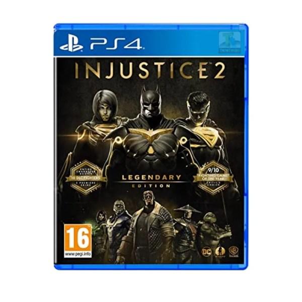 Injustice Legendary PlayStation 4