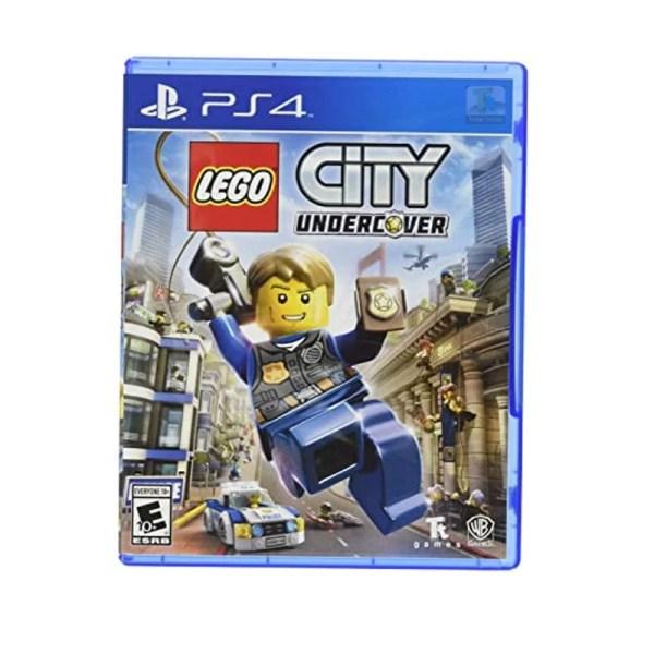 Lego City PlayStation 4