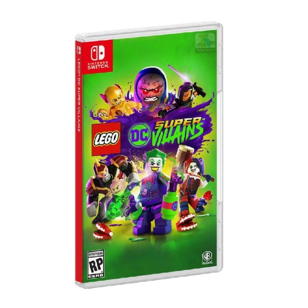 Lego Villanos Nintendo Switch
