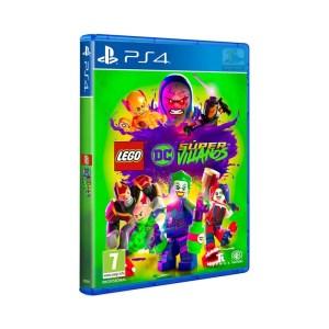 Lego Villanos PlayStation 4