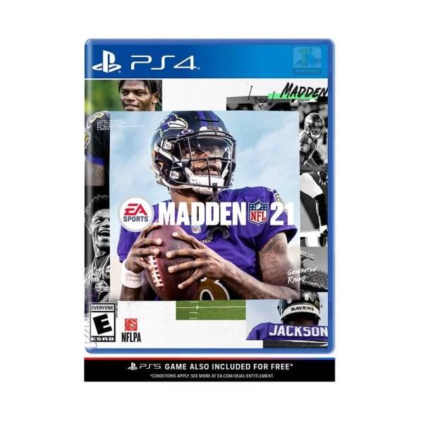 Madden 21 PlayStation 4