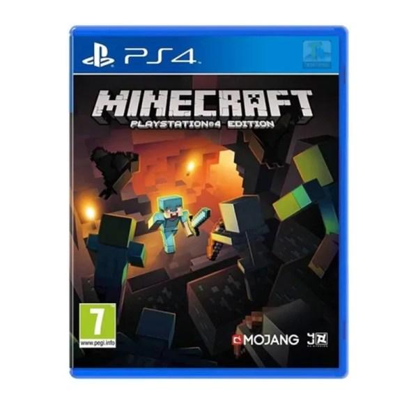 Minecraft Edición Completa PlayStation 4