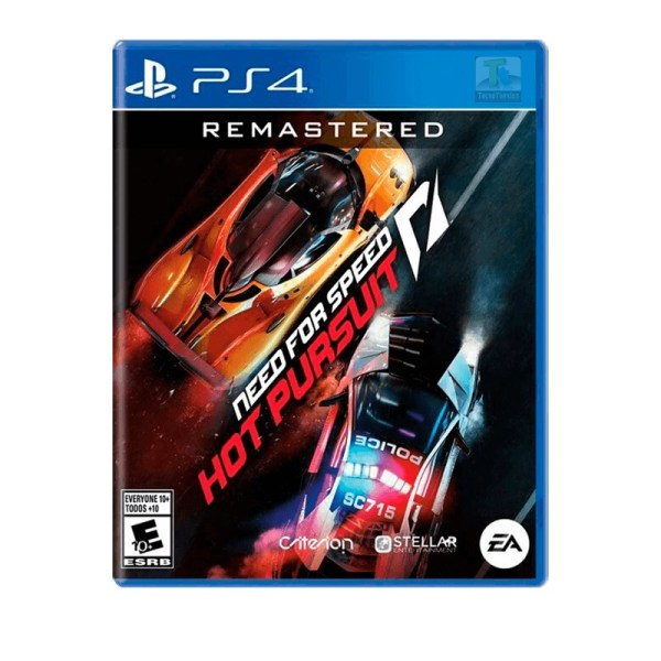 Need For Speed Pursuit PlayStation 4