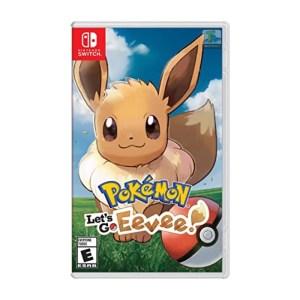 Pokemon Evee Nintendo Switch