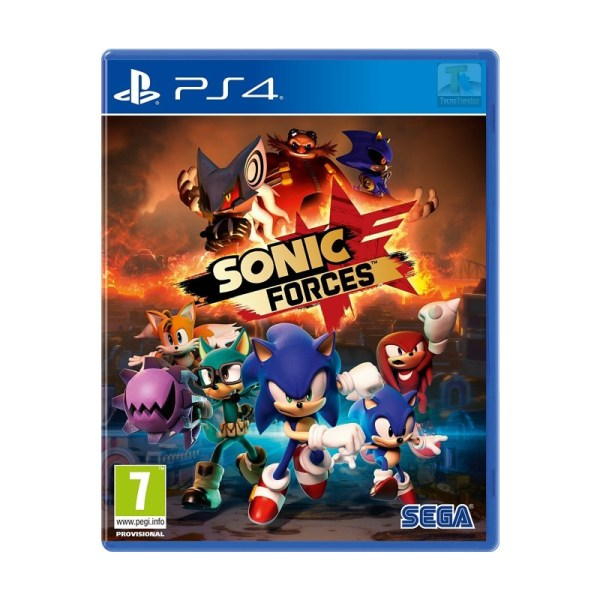 Sonic Force PlayStation 4