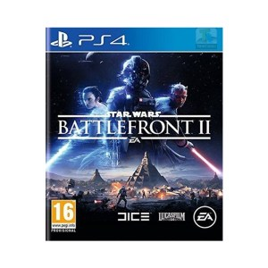 Star Wars Battelfront 2 PlayStation 4