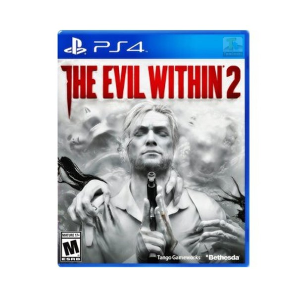 The Evil Withing 2 PlayStation 4