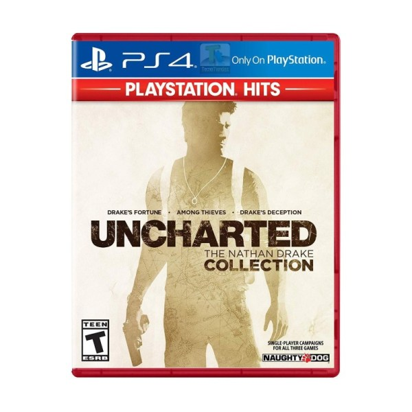 Uncharted Collection PlayStation 4