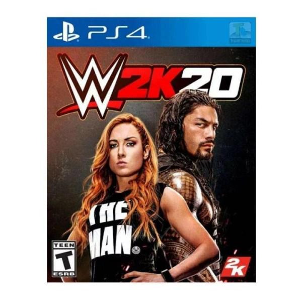 W20 Lucha Libre PlayStation 4