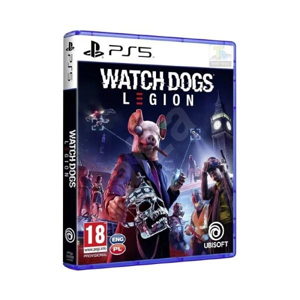 Watcdogs Legion PlayStation 5