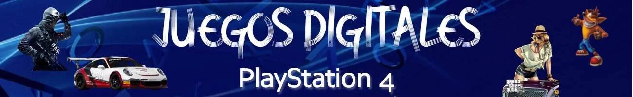 juegos digitales ps4 bogota