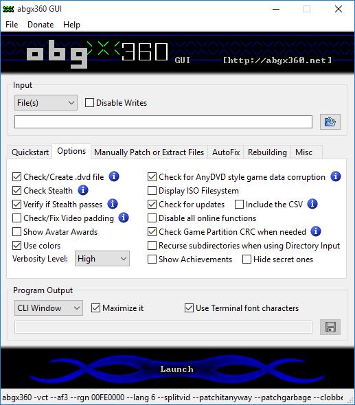 settaggi abgx360 2_ts
