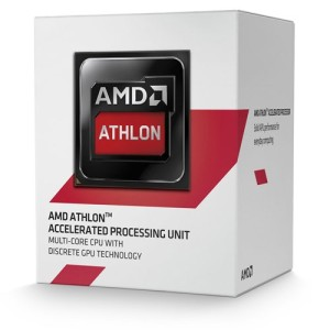 CPU AMD AM1 Athlon 5150