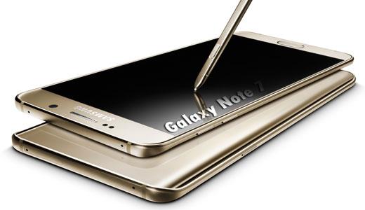 Incendi del Galaxy Note 7 dovuti a batterie difettose — Samsung