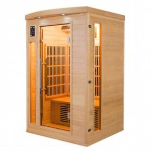 tecnovac sauna infrarouge 2
