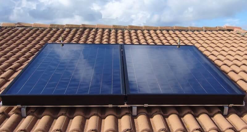 Chauffe eau solaire cesi 1t