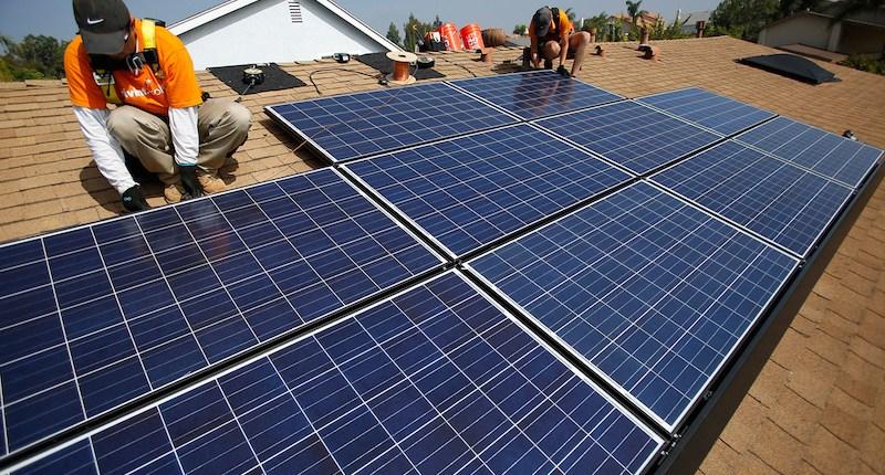 Panneaux Solaire Photovoltaique Nimes Gard Tecnovac