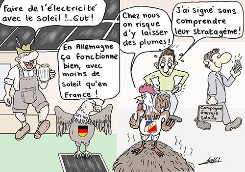 Mauvaises idées sur le photovoltaique Tecnovac installation