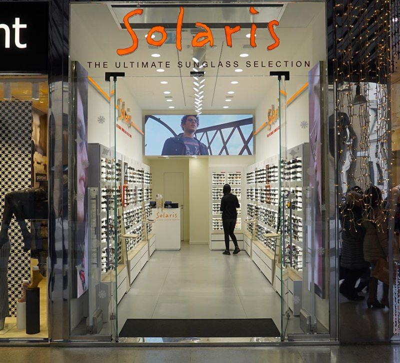 Solaris GrandVision ledwall cover square