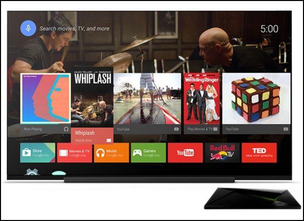 TV Box en Smart TV