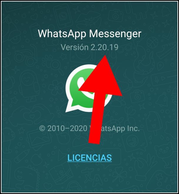 ultima version whatsapp beta