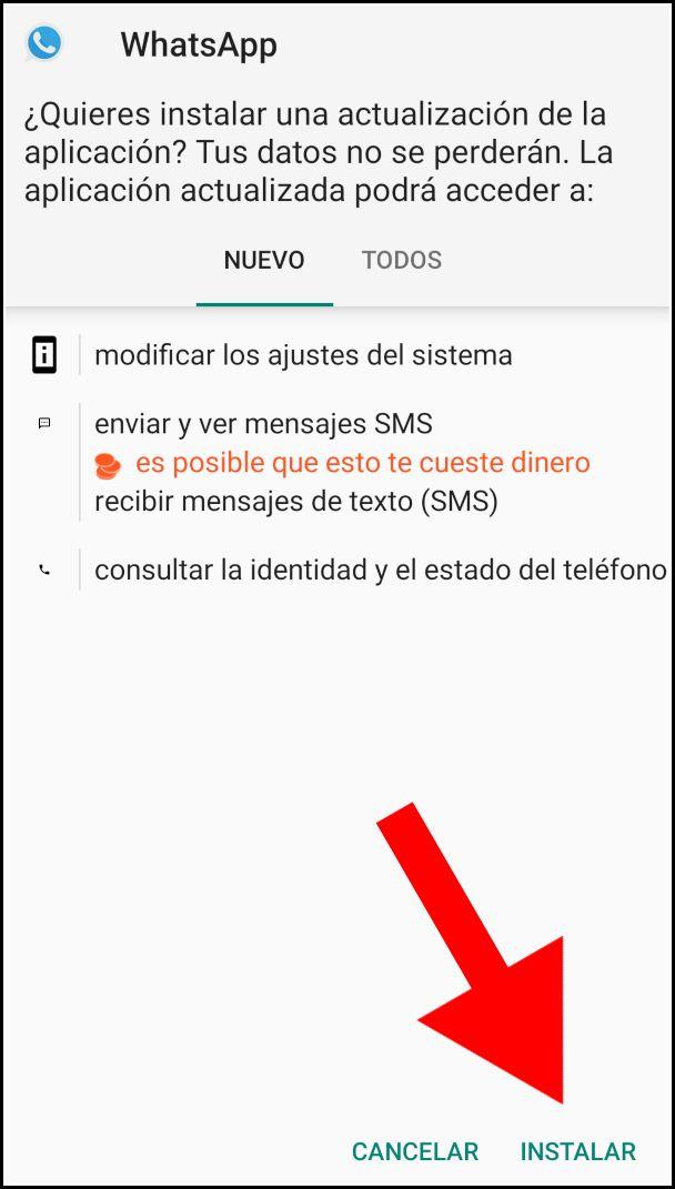 instalar WhatsApp Plus Reborn