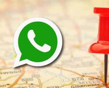 enviar ubicación falsa WhatsApp