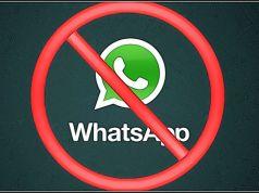WhatsApp me ha bloqueado la cuenta