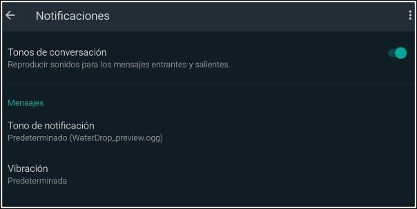 notificaciones xiaomi whatsapp