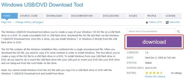 Crear un USB de instalación a partir de imagen ISO