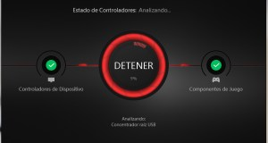 Instalar controladores con Driver Booster 4