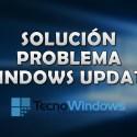 Windows Update no funciona: Solución 1