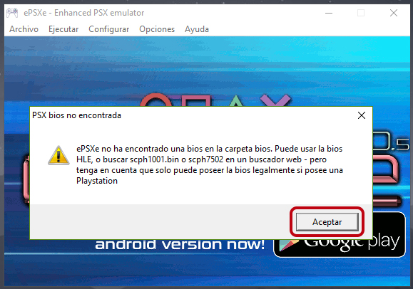 Mejores emuladores de PlayStation 1 para Windows