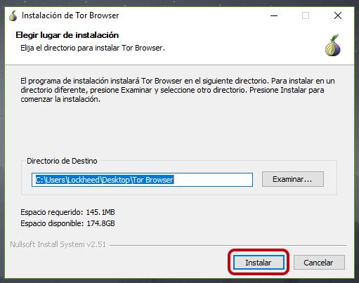 Cómo instalar Tor Browser en Windows y navegar sin dejar rastro
