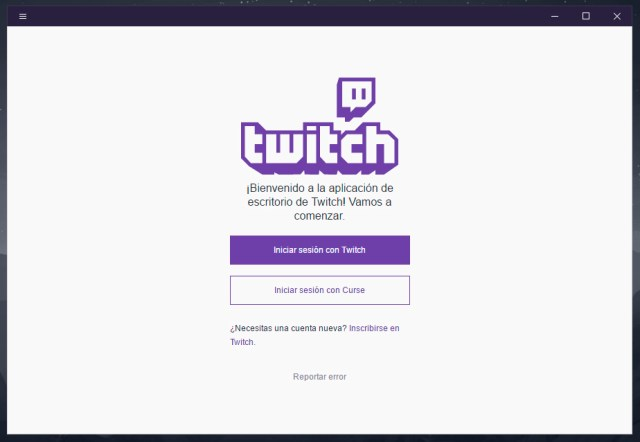 Cómo descargar e instalar Twitch para Windows 10