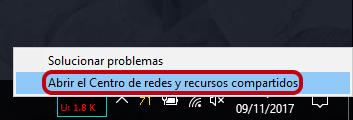 Cómo ver la clave WiFi de Windows 10 si no la recuerdo