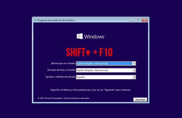 Cómo recuperar la contraseña de Windows 10 desde la pantalla de bloqueo