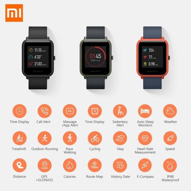 Los 4 mejores smartwatches de 2018