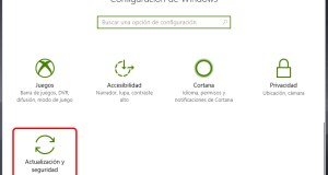 Dónde encontrar Windows Update en Windows 10