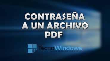 Cómo encriptar un PDF y ponerle contraseña 1