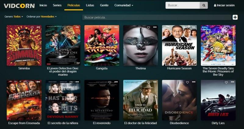Alternativa Vidcorn.com