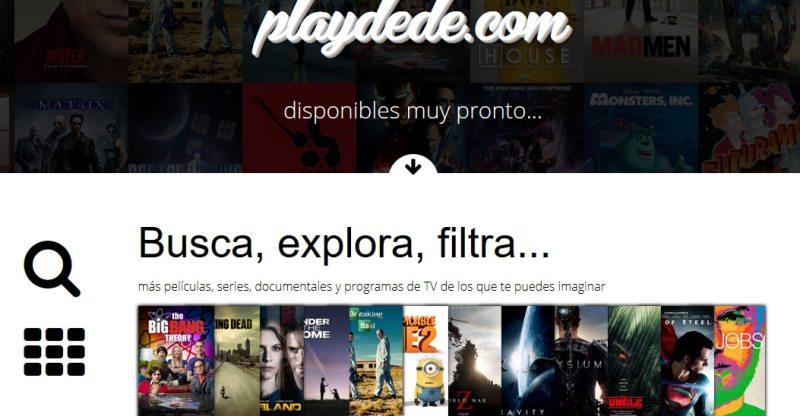 Playdede, la alternativa a Megadede (2019)