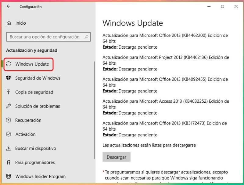 Windows 10 no funciona 2019: Solución